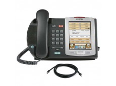 Nortel NTDU96 i2007 Telephone with Patch Lead