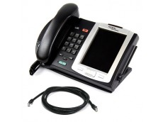 Nortel NTDU96 i2007 Colour Screen Telephone with patch lead