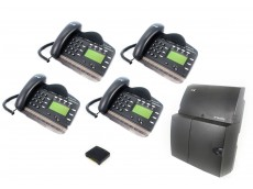 BT Analogue Telephone System with Four BT V8 Telephones