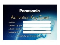 Panasonic KX-NSE101W Mobile Extension Activation Key - 1 User
