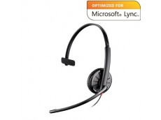 Blackwire C315-M Plantronics Foldable Monaural USB Headset With Travel Case 200264-01 New