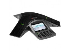 Polycom CX3000 IP Conference Phone Side View