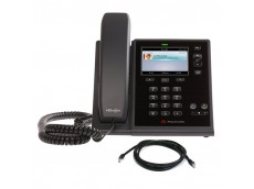 Polycom CX500 IP Telephone with Patch Lead