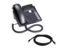Snom 300 VoIP Phone with patch lead