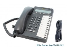 Toshiba DKT 3512 F-SD Telephone Black