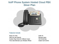 oIP Phone System Hosted Cloud PBX - Silver Plan