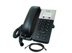 T18P Yealink IP Phone with patch lead