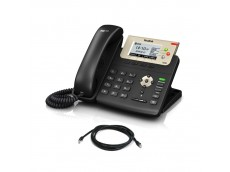 Yealink T23GN SIP Phone with Patch Lead