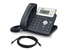 Yealink SIP-T20P Phone with patch lead