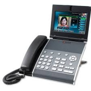 Polycom VVX 1500 Business Media Phone 2200-18061-025