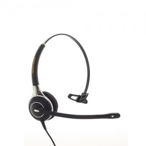 Agent 500 Single Ear Voice Tube Top Half Headset
