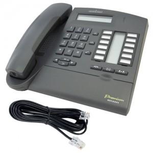 Alcatel 4020 Premium Reflex Telephone in Black