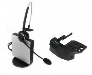 GN Netcom GN9120 Wireless Headset with GN1000 Handset Lifter