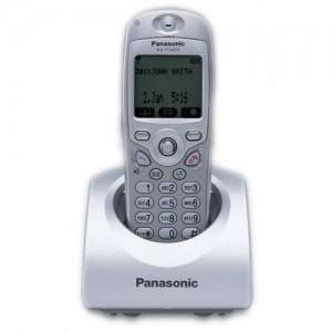 Panasonic KX-TCA255 DECT Handset in Silver