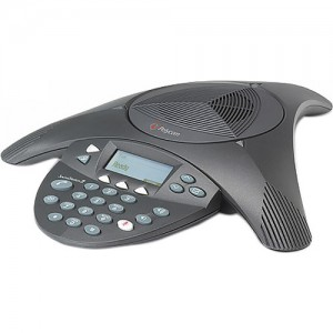 Polycom SoundStation 2 Conference Phone Non Exp LCD New