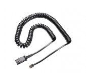 Plantronics U10P-S Cable 38099-01 New for Panasonic, Cisco and Yealink Phones