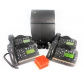 BT ISDN Telephone System with Four BT V8 Telephones