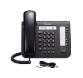Panasonic KX-DT521 Telephone in Black New