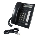 Panasonic KX-DT321 Telephone in Black