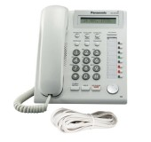 Panasonic KX-DT321 Telephone in White