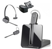 Plantronics CS540 Wireless Headset + Lifter 84693-03