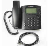 Polycom VVX 300 Business Media Phone 2200-46135-025