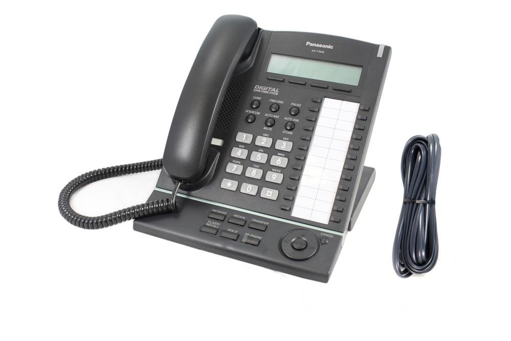 panasonic kx t7630 kx tda display telephone black rh thetelecomshop com Clip Art User Guide panasonic kx-t7630 user guide pdf